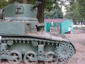 Sarajevo Bosnia tank playground P1160353 (33)
