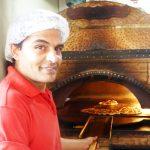 Lebanon 2015 Lebanese bread with Abraham Syrian P1150027 (3)