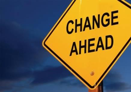 change slide